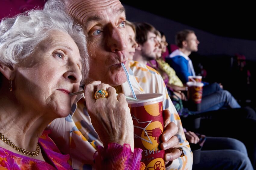 Prepare for Retirement by Watching Movies!