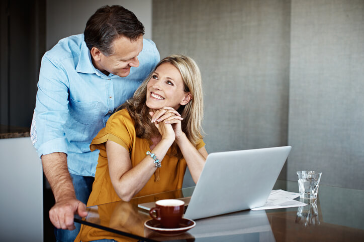 using a reverse mortgage