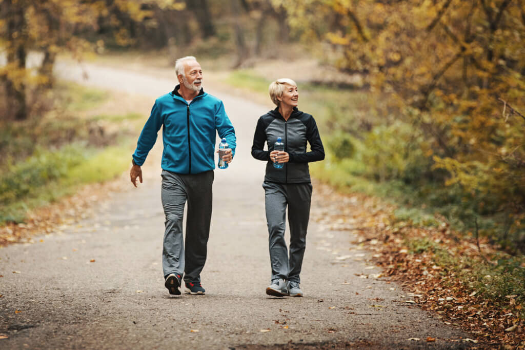 Aging Well: Walk Away from Dementia and 7 More Health Tips for Seniors
